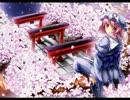 幽華の蕾、春日に揺れて【原曲:幽雅に咲かせ、墨染の桜】 thumbnail