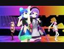【モデル配布】NeGi式蒼姫ラピス_ver2.01_PMX版・NeGi全モデル修正中【MMD】