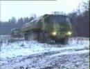 Czech Tatra T-816 10x10 in Siberia testing