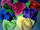 【折り紙】心折らないバラ:肝心な部分