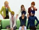 【Sims3】ST☆RISHがTecktonikを踊ってみた【うたの☆プリンスさまっ♪】