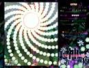 ◆東方神霊廟 Ultra-EXTRA 等速プレイで攻略してみた ALL Part1/2
