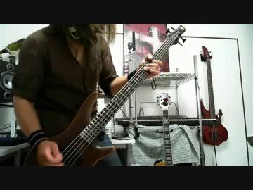 L'Arc~en~Ciel 「夏の憂鬱」を弾いてみた。【Bass編】