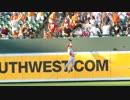 MLB トラウトのHRキャッチと打撃