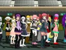 【MMD+UTAU】UTAU48で『会いたかった』