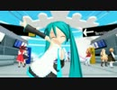【MMD】 ちびミク de トリコロール・エア・ライン