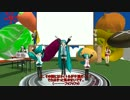 【第9回MMD杯予選】幼稚園児でも踊れるぽっぴっぽー………のはずだったOTL thumbnail