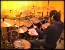 マリオの曲にあわせてドラムを叩いてみた