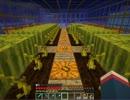【Minecraft】ゆっくり海底に街を作ろうPart.14