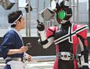 ネット版 仮面ライダーディケイド  File29:変身! ディケイドはカードを折るな!!