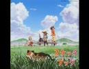 スケッチブック 第12話 OP 「夏の記憶」full