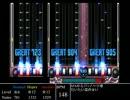 beatmania IIDX SPとDPで譜面構成が大きく