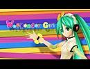 【初音ミク】「Weekender Girl」kz(livetune) × 八王子P のPVをわかむらPと作って...