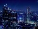 夜景の映像