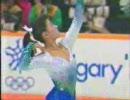 Midori Ito 88 Calgary Olympic FS