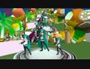 【第9回MMD杯本選】幼稚園児でも踊れるぽっぴっぽー………のはずだったOTL