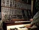Moog(モーグ) IIIc とメロトロンを適当