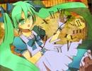 【ニコカラ】 わがままアリスと不思議な国 (On Vocal)