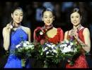 【作業用BGM】2010年世界選手権女子シングルメダリスト使用曲集