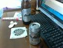 酒好きな俺の飲酒動画 part269 瓶と缶の味の違いを確かめる