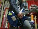 神無月の巫女ED「agony」にギターを入れてみた。