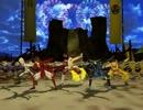 【MMD戦国BASARA】劇場版足軽ダンス 音無しver【モーション配布】
