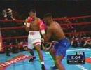 ボクシング フェリックス・トリニダード vs パーネル・ウィテカー 1/3