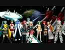 【MMD】Earth After ten thousand years(remake) 予告