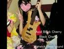 【おつぽん】Acid Black CherryのBlack Cherryを弾いてみた【ベース】