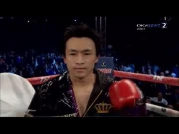 ボクシング Sバンタム級 世界戦 西岡利晃vsノニト・ドネア(2012.10.14)