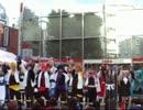 【踊ってみた】謎のコスプレ集団が町田降臨
