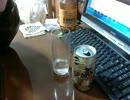 酒好きな俺の飲酒動画 part290 スパークス 白ワイン