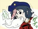 【捕食の】東方の手書き漫画に挑戦だその3