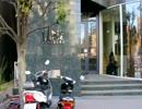 テリー伊藤事務所前抗議 2012年10月27日(土)