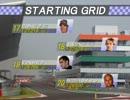 F1 2012 第17戦 インドGP グリッド紹介 95年風