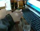 酒好きな俺の飲酒動画 part297 黒霧島25°1升瓶