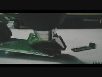 ヒートガンでNEOGEO(MVS)のROMを剥がす - nicozon