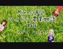 【Minecr@ft】アイドル農業物語 第8話【畑作りと料理と】