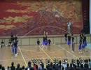 2012 鹿児島実業高校文化祭 新体操部 ももクロ跳んでみた.mp4