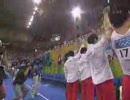 アテネオリンピック 体操男子団体 金メダル