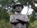 糸川英夫博士銅像除幕式