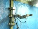 水圧軟体筋肉ロボット:P21:アーム:H鋼移動:サンポート.MOV