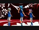 【MMD】ネコミミで踊っていただきました☆