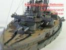 1/700 ドイツ海軍 巡洋戦艦オストフリー