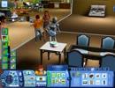 sims3 負け犬シムが全キャリアトップを目指す Part550