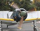 零式艦上戦闘機五二型、エンジン始動=世界で唯一、飛行可能なゼロ戦