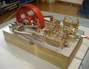 蒸気機関を作ってみた