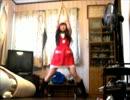 【ゆの】みてみて☆こっちっちをサンタで踊