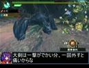 【東方】誘われてユクモ村 集会所ナルガクルガ戦3【MH】