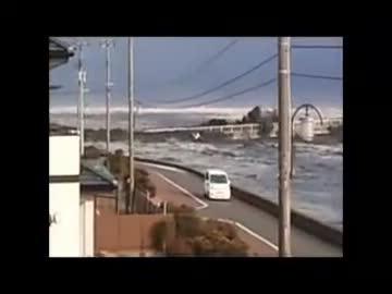 【東日本大震災】宮城県亘理町 ニコ生主が津波から奇跡の生還